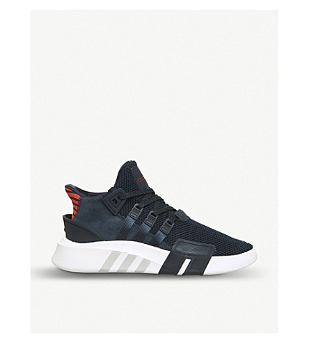 ADIDAS EQT Basketball ADV trainers (Collegiate+navy