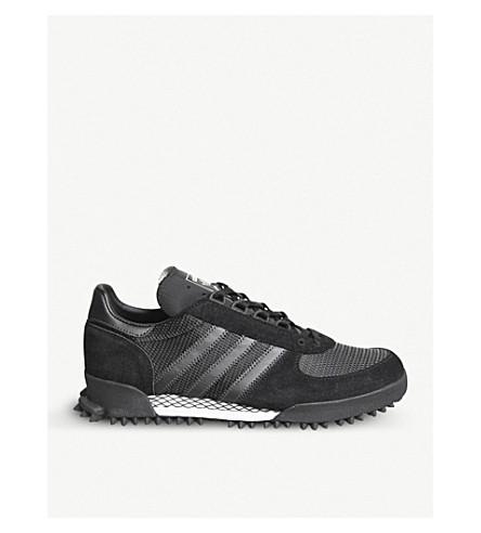 ADIDAS Marathon TR mesh trainers (Core+black+white