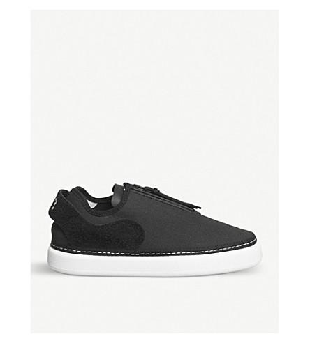 ADIDAS Y3 Y3 Comfort Zip F trainers (Black+white