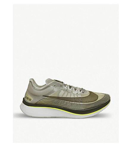 NIKE Nike Zoom Fly mesh trainers (Sepia+stone+sonic
