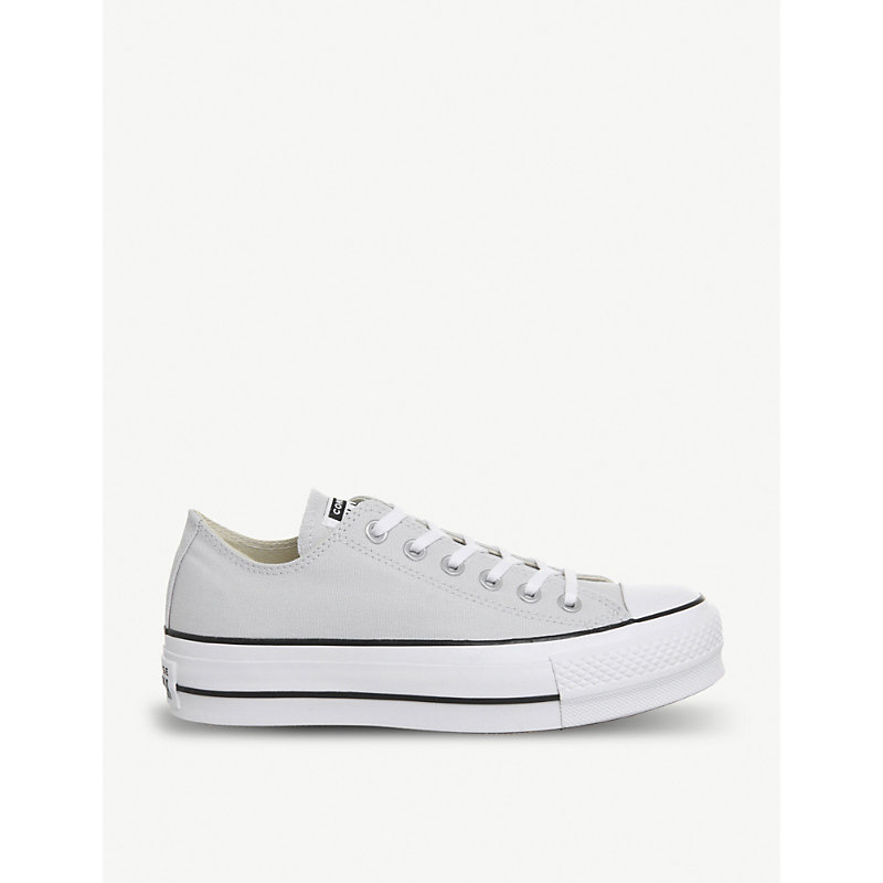Chuck Taylor All Star Lift canvas platform sneakers