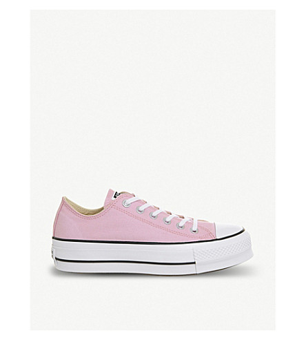 Chuck Taylor All Star Lift low-top flatform trainers