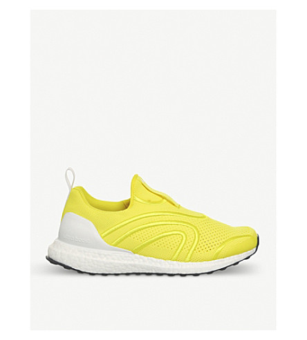 ADIDAS Ultraboost uncaged trainers (Vivid+yellow+white