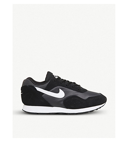 NIKE Outburst OG suede trainers (Black++white