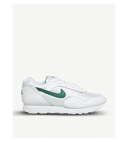 NIKE Outburst OG leather trainers (White+opal+white