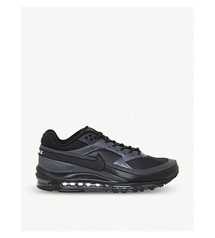 promo code 793c4 24f91 NIKE - Air Max 97BW iridescent leather trainers  Selfridges.