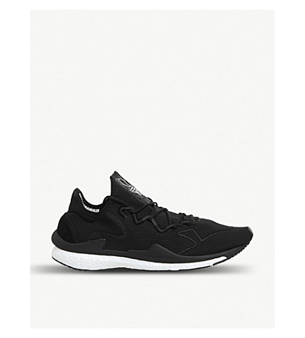 75702f7a9a617 ADIDAS Y3 Y-3 Adizero Runner trainers (Black+white+boost