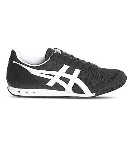 ONITSUKA TIGER Ultimate 81 mesh trainers (Black+white