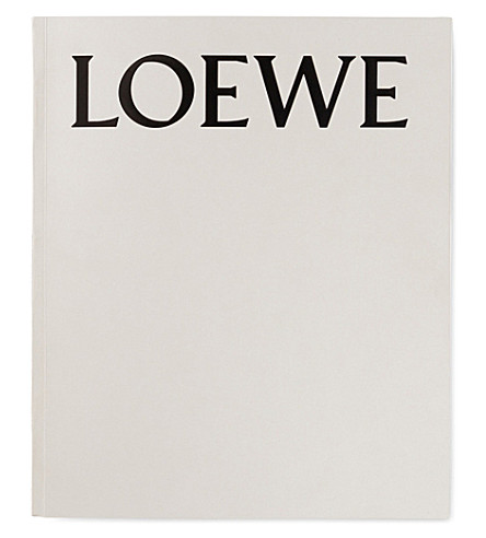 LOEWE Past, Present, Future (Smoke+grey