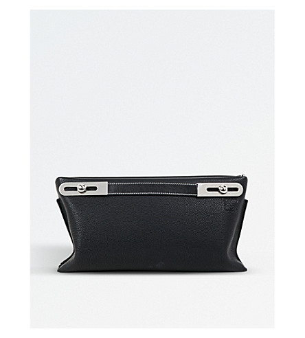 LOEWE Missy leather mini bag (Black