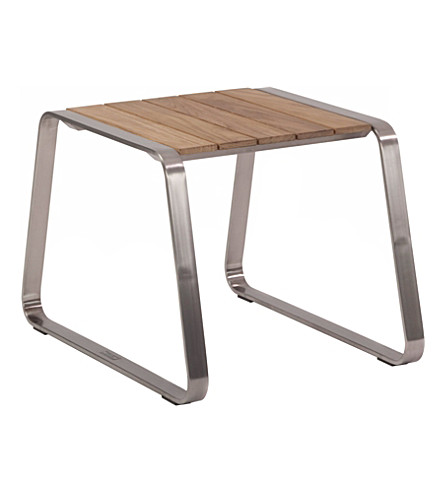 INDIAN OCEAN Plaza side table (Teak