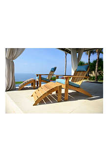 INDIAN OCEAN Adirondack pair of lounge chairs