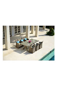 INDIAN OCEAN Carlisle outdoor dining set