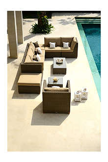 INDIAN OCEAN Carlisle modular outdoor sofa set
