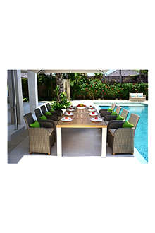 INDIAN OCEAN Knightsbridge outdoor dining set