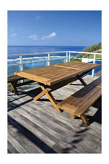 INDIAN OCEAN Vermont outdoor dining set