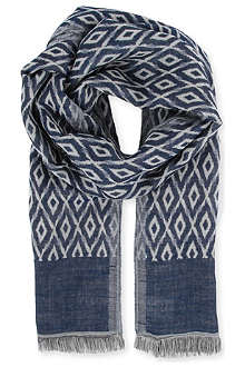 SANDRO Colorado scarf