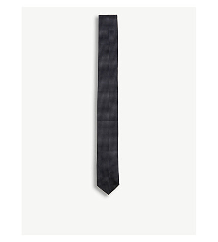 SANDRO 波尔卡点丝领带 (海运