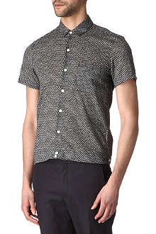 SANDRO Miami short-sleeved shirt