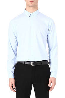 SANDRO Caliente tailored-fit single-fit shirt