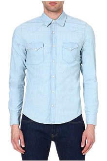SANDRO Denim shirt