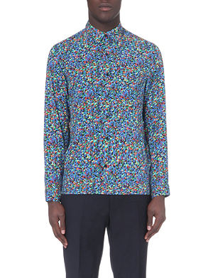 SANDRO Dream Blue shirt