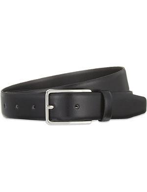 SANDRO Thin leather belt