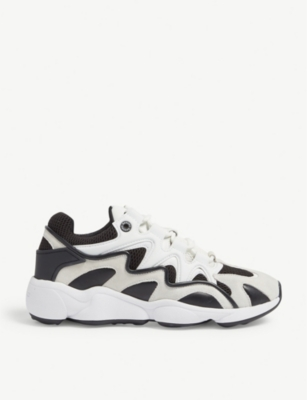 Atomic lace-up trainers(7656165)