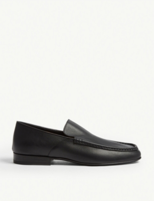 Leather loafers(7847072)