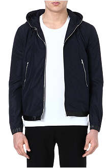 SANDRO Lightweight technical jacket