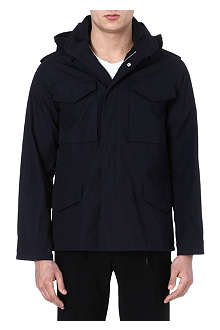 SANDRO Cotton parka