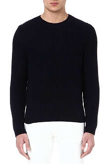 SANDRO Pull Homeward knitted jumper