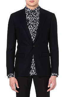 SANDRO Single button blazer