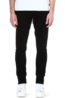SANDRO Tapered jogging bottoms