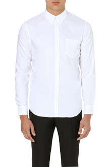 SANDRO American Oxford slim-fit shirt