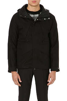 SANDRO Explorer technical cotton parka