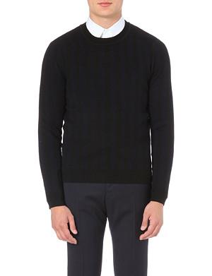 SANDRO Supreme wool jumper