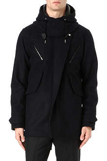 SANDRO Spaceman coat