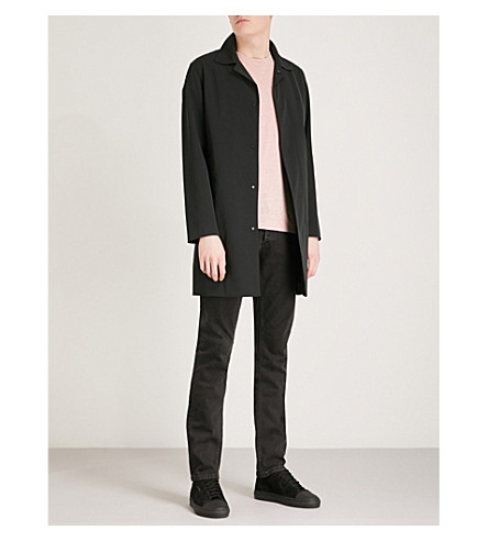 SANDRO Shell jacket (Black