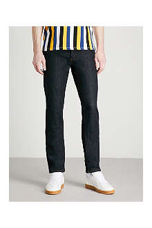 SANDRO Slim-fit straight jeans