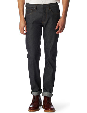 SANDRO Proud straight-fit jeans