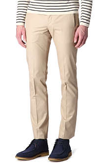 SANDRO Presh cotton trousers