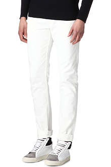 SANDRO Surf slim-fit straight jeans