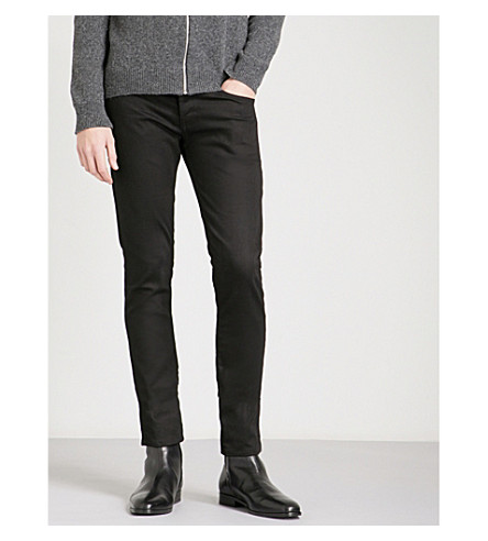 SANDRO Slim-fit skinny jeans (Black