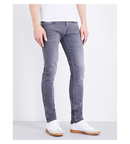SANDRO Slim-fit skinny jeans (Grey