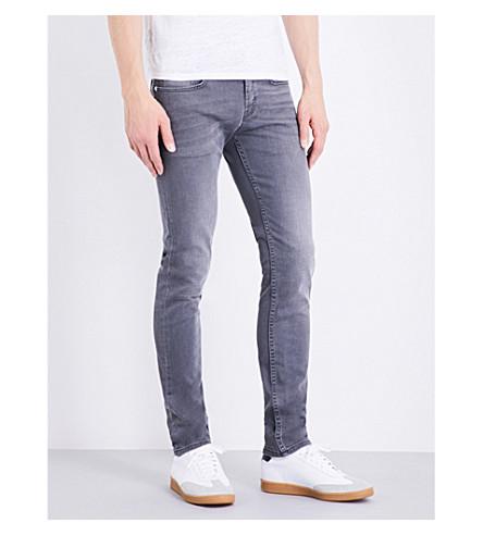 SANDRO Slim-fit skinny jeans (Gris