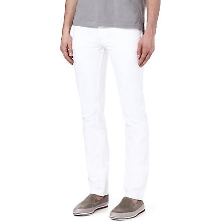 SANDRO Skinny fit jeans (White