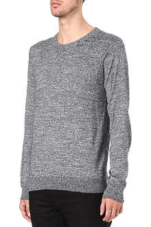 SANDRO Distortion sweatshirt