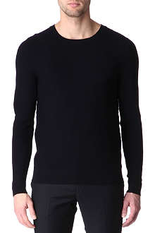 SANDRO Giants knitted jumper