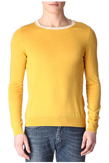 SANDRO Pittsburgh knitted jumper